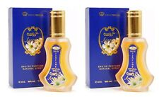 Paquete De 2 35ML AROOSAH notas florales orientales almizclado Dulce eau de perfume por AL REHAB