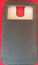New Incipio Watson's Folio Wallet w/Removable Case for Samsung Galaxy Mega Black