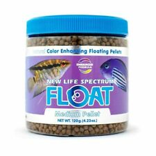 New Life Spectrum FLOAT Medium Floating Pellet 1mm 250g High Quality Fish Food