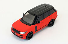 Ixo 1:43 Premium X Range Rover 2013 Red Matt with Black Pack PRD405 Brand new