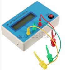 Mk 168 Transistor Tester Capacitor Inductance Lcr Npn Pnp Mosfet Resistor Meter