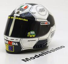 1:2 Minichamps AGV AGV helmet Moto GP Barcelona Rossi 2008 ltd. 999