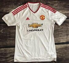 Adidas Manchester United Chevrolet Soccer Jersey Futbol - Mens Large