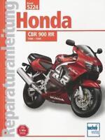 Reparaturanleitung Honda CBR 900 RR SC 33 Fireblade (Taschenbuch)