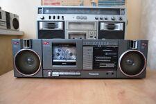 Panasonic RX C50 AM FM Radio Cassette Deck Boombox Ghettoblaster