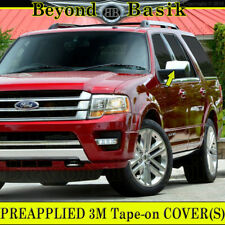 2007-2017 FORD EXPEDITION Lincoln Navigator Chrome Mirror Covers Cap Overlays