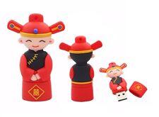 Clé USB 3D design Marié Chinois 16 Go Idée cadeau NEUVE