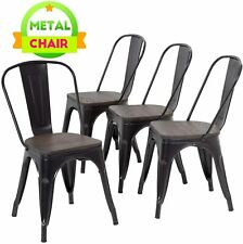 Outdoor Chairs Patio Chairs Furniture Kitchen Metal Chairs Tolix Side Chair
