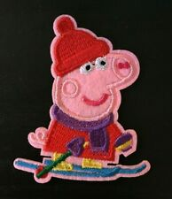 Peppa Pig Patch embroidery  SEW/IRON on 3