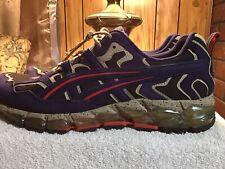 Men's ASICS  GEL-NANDI 360 Shoes - US 11 Black/Peacoat gel l