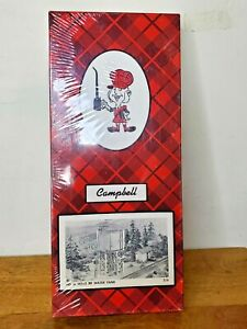 CAMPBELL SCALE MODELS  HO/HOn3/ #356 Railroad Water Tank CRAFTSMAN KIT !SEALED!!