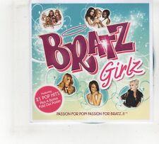 (GV329) Bratz Girls, 21 tracks - DJ CD