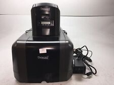 DataCard Ce870 Instant Issuance System Credit Card Printer & Embosser - As Is