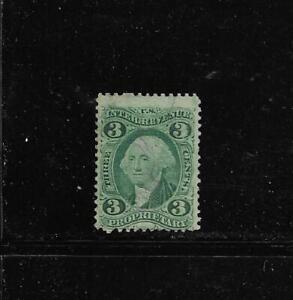 US Internal Revenue Service Washington Proprietary Stamp Sc# R18c used CV $9.00