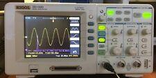 Rigol ds1102d Digital Oszilloskop 100mhz 1gsa/s