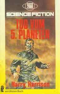 TB Harry Harrison/Tod Vom 5. Planeten