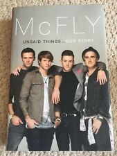 McFly - Unsaid Things ... Our story Hardback Book