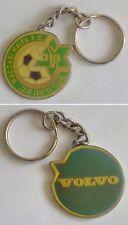 VOLVO Logo   Israel Maccabi Haifa Football Club Old Enamel Keychain + Stickers