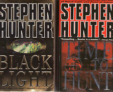 Complete Set Series - Lot of 10 Bob Lee Swagger Books by Stephen Hunter G-Man
