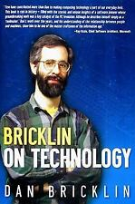 Bricklin on Technology by Bricklin, Dan