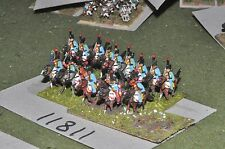 15mm napoleonic / french - infantry hussar 16 cavalry - cav (11811)