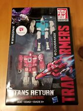 ** 2017 Transformers WINGSPAN & CLOUDRAKER (Walgreens Exclusive) * New!!