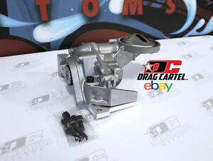 Drag Cartel S2000 Oil Pump Conversion Honda K20 K20A K20A2 K20Z3 K24 K24A2