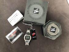 Casio Metal G-Shock GMWB5000D-1 Wrist Watch for Men Silver