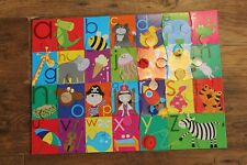 My alphabet floor puzzle ideal for ages 3-5 years