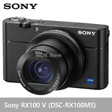 Sony  Cyber-shot RX100 V 20.1 MP Digital Camera - Black