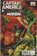 Captain America & Black Widow #638 December 2012 Marvel Comics Never Read