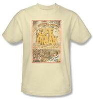 Army of Darkness Ash Shotgun /& Saw Crossbones T-Shirt Size Large NEW UNWORN
