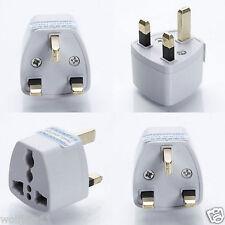 UK Stock[US/AU/EU to UK] Travel Three-pin Adapter Converter Socket Plug 13A 250V
