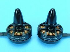 2x SunnySky X2204S 2300KV Outrunner Brushless Motor FPV Racing Drone CW/CCW  Set