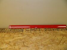 New OEM 2001-2003 Ford Windstar Red Ouside Door Moulding Trim 1F2Z-1725533-AAL