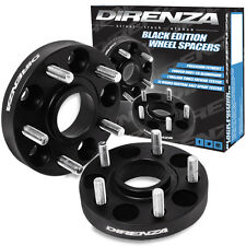 DIRENZA HUBCENTRIC WHEEL SPACERS FORD FOCUS ST ST225 5X108 25MM M12X1.5 63.3MM