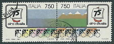 1992 ITALIA USATO DITTICO GIRO D'ITALIA CICLISMO - RK-6