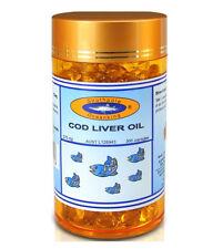 Oceanking Cod Liver Oil 275mg 366 capsules x 3 bottles.  Australian Made
