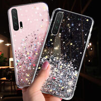 For Huawei Mate 30 20 Lite P20 P30 Pro P Smart New Glitter Bling Soft Case Cover