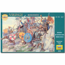 ZVEZDA 8046 Vikings Model Kit 1:72