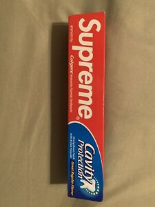 Supreme Toothpaste