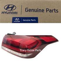 Genesis Sedan 15-16 Full LED Tail Light Tail Lamp Right Passenger Outer Mount