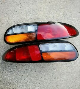 1993-2002 Chevrolet Camaro Tail Lights SET OEM Very Clean
