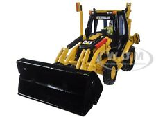 CAT CATERPILLAR 420E CENTER PIVOT BACKHOE LOADER 1/50 DIECAST MASTERS 85143