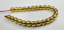 Vintage 22K Gold beads from Rajasthan India