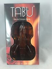 Tabu by Dana 88mL Eau de Cologne Spray Violin LIMITED EDITION/RARE 3.0 OZ