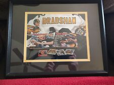 Terry Bradshaw Framed Photo of Memorabilia