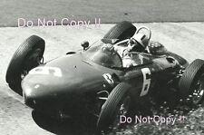 Willy Mairesse Ferrari 156 German Grand Prix 1961 Photograph