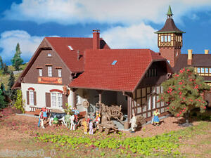 Vollmer 3865, Bauernmuseum, Gebäude Bausatz 1:87, Neu, OVP
