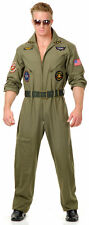 WING MAN AIR FORCE ADULT HALLOWEEN COSTUME MEN'S SIZE X-LARGE 46-48